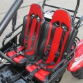Sport Racing Off Road Buggy 200cc rosso
