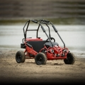 Hammerhead Shark Mini Go Kart Mini moto Red