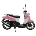 Gas Powered Scooter rosa per donne 125cc rosa